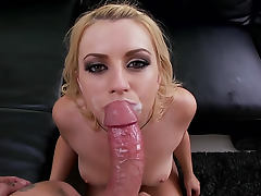 All, Big Cock, Blonde, Doggystyle, Facial, Lick