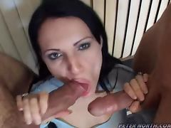 All, Blowjob, Handjob, Penis, Sperm, Threesome