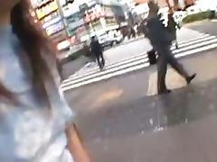 AzHotPorn com Nude In Public at Tokyo Japan