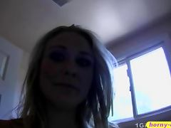 pretty cam girl Chantel dildoing her wet vagina