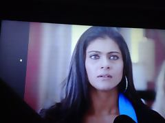 hot bollywood bitch KAJOL got tributed