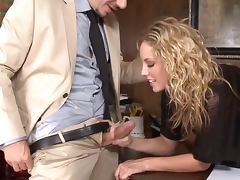 free Office porn