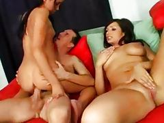 All, Group, Threesome, Mature Orgy