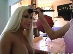 Exclusive and the most terrific video in which Gina Lynn rides Mr Pete's cock