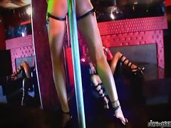 Tow hotties Cindy Hope and Dorina GOlden are going lesbian
