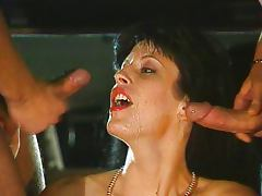 Liza Harper french bitch fucked in car