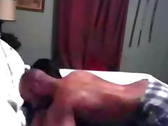 Freak couple she gotta round ass HomeGrownFlix com Homemade Ebony Amateur