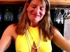 Housewife, Amateur, Cougar, Fucking, Housewife, Masturbation