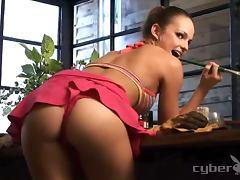 Shawna Marie got some hypnotizing tits