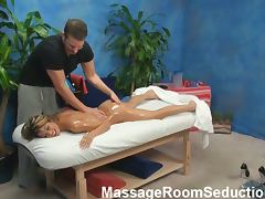 All, Blonde, HD, Masseuse