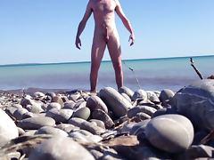 Beach, Beach, Jerking