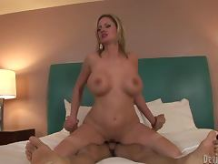 Zoe Holiday Big Tittied MILF shows her passion for hardcore sex
