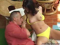 Hot Anal Sex With The Sexy Latina Rita Neri