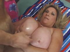 Big Blond Mature R20