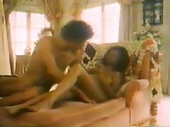 Vintage Interracial Desiree West and John Holmes