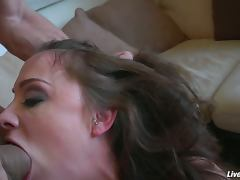 Livegonzo chanel preston rough anal treatment
