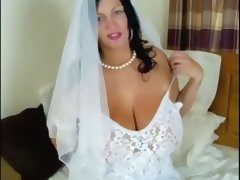 The bride porn video