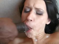 All, Cum in Mouth, Cumshot, Facial, Interracial, Swallow
