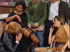 Bizarre, Bar, Bizarre, Classic, Interracial, Sex