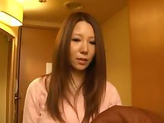 Sensual Japanese MILF Loves It When She Has Cum Inside Of Her