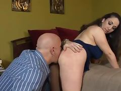 Adorable Jewell Marceau having wild sex with a guy