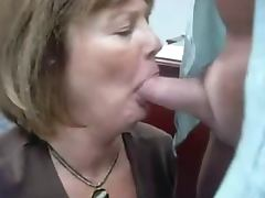 Wife Practice at the office makes perfect