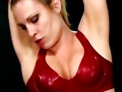 Femdom fetish mistress fucks loser