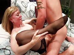 Mothers and sons Nina Hartley