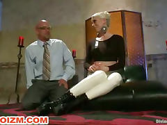BDSM Femdom Mistress Lorelei Lee Fucks and Torture