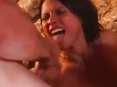 Silvia Saint Nasty Cumshot Compilation