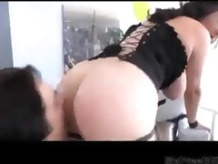 Bbw Mistress Strapon Fucks Slave Boy Part 1 BBW fat bbbw sbbw bbws bbw porn plumper fluffy cumshots