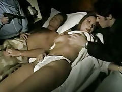 Italian Goddess Vivienne Tolli Fucked with husband in bed