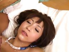 Big Titted Teen Yui Sakura Fucked In Her School Uniform