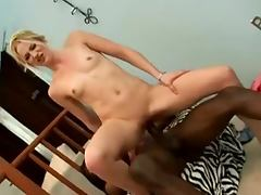 All, Couple, Interracial, Small Tits, Shaved Pussy, Big Black Cock