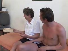 Granny like anal