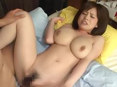 Airu Oshima gets her pussy licked and nicely drilled