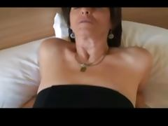 Nice ass saggy mature porn video