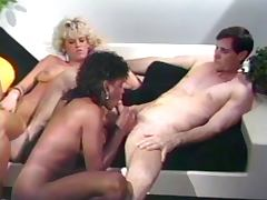 Lucky Guy Fucks Amber Lynn and Angel Kelly