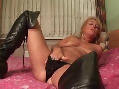 Mature Masturbation Vanati 45