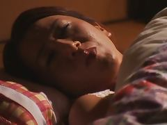 Japanese Mature, Bed, Big Tits, Fingering, Mature, Asian Big Tits