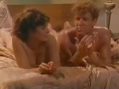 Classic porn babe Christy Canyon in a compilation of scenes