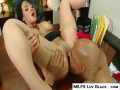 MILF Mahina Zaltana Takes It Deep