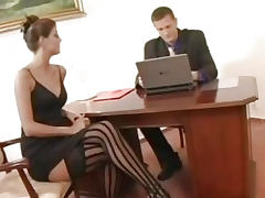 Lucky is The Secretary We All Wanna Have porn video