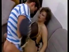 mom and boy vintage porn video