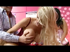 British Blonde Gets Fucked In A Shop Again