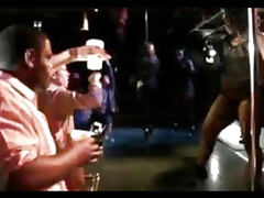 Pink Luke's Bachelor Party