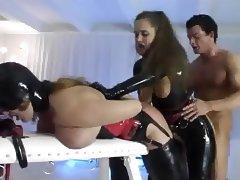 Master Slaves Of Sex Fetish Bdsm Threesome