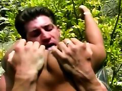 Outdoor hardcore sex with asian bitch