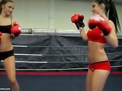 Wrestling unites Amirah Adara and Jessyka Swan