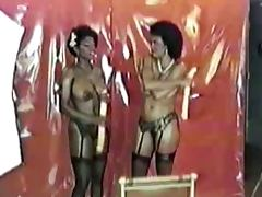 Jeannie Pepper and Ebony Ayes